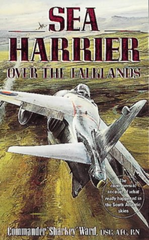 9781857971026: Sea Harrier over the Falklands: A Maverick at War