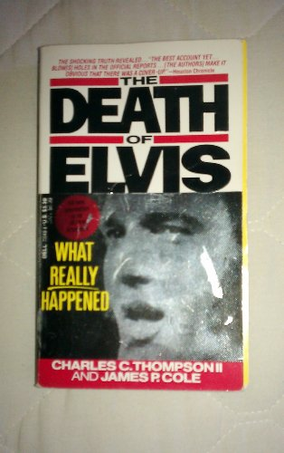 9781857971163: The Death of Elvis:What really happened
