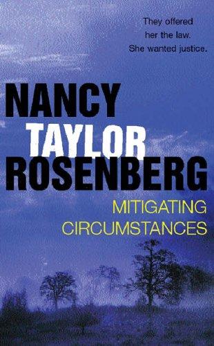9781857972092: Mitigating Circumstances
