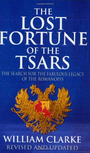 9781857974058: The Lost Fortune Of The Tsars