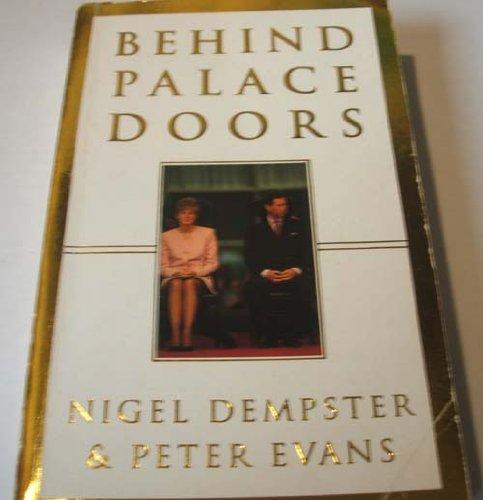 9781857974805: Behind Palace Doors