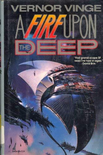 9781857980028: A Fire Upon the Deep