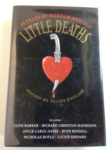 LITTLE DREAMS, 24 TALES OF ORROR AND: DATLOW, ELLEN, EDITIOR