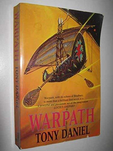 9781857980776: Warpath