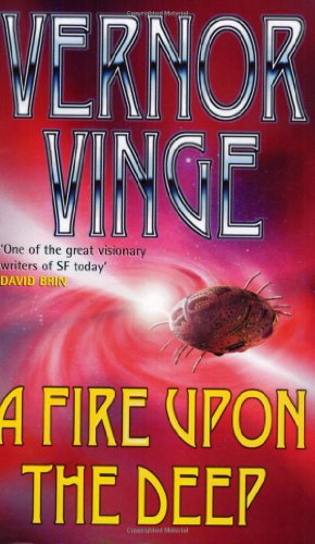 9781857981278: A Fire Upon The Deep (GOLLANCZ S.F.)