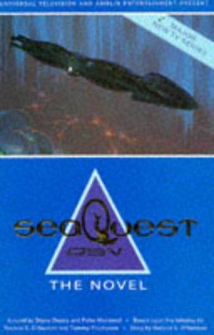 Sea Quest D S V The Novel: Duane, Diane; Morwood,