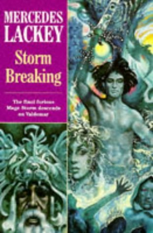 9781857982756: Storm Breaking (Mage Storms)