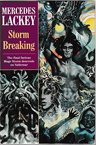 9781857982763: Storm Breaking (Mage Storms)