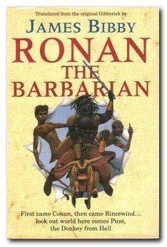 9781857982824: Ronan the Barbarian