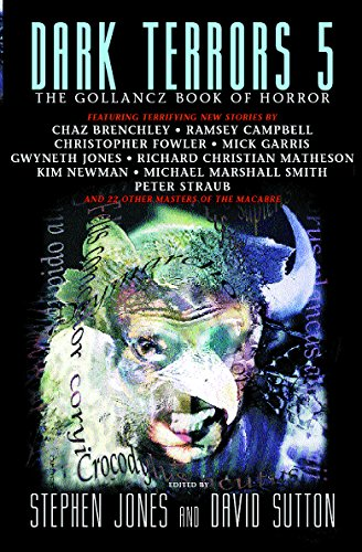 9781857983227: Dark Terrors 5: The Gollancz Book of Horror (v. 5)