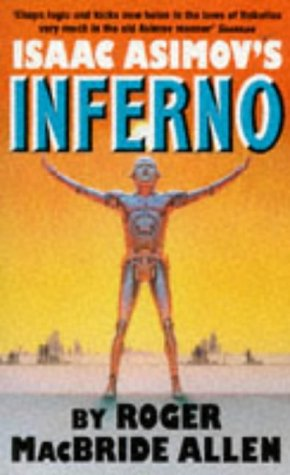 9781857984033: Isaac Asimov's Inferno: Child of the River (HB)