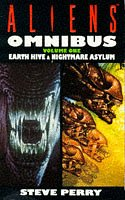 "9781857984132: Aliens Omnibus: ""Earth Hive"", ""Nightmare Asylum"" v. 1 (A dark horse science fiction novel)"