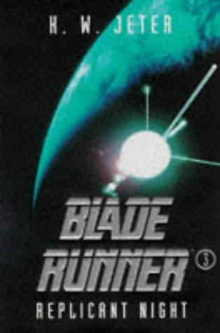 9781857984200: Blade Runner 3: Replicant Night