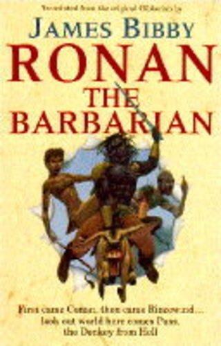 9781857984323: Ronan the Barbarian