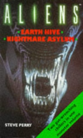 "9781857984521: Aliens Omnibus: ""Earth Hive"", ""Nightmare Asylum"" v. 1 (A dark horse science fiction novel)"