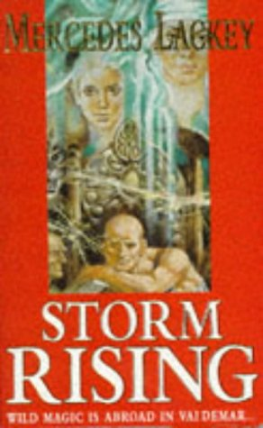 9781857984606: Storm Rising (Mage Storms)
