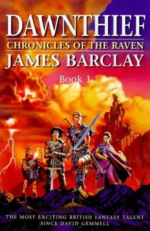 9781857985948: Dawnthief: Chronicles of the Raven 1