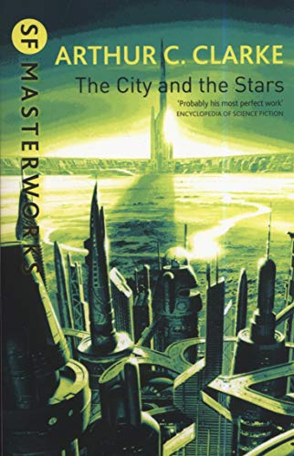9781857987638: The City And The Stars (S.F. MASTERWORKS)