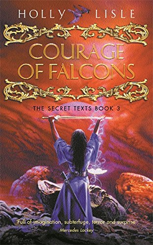 9781857987959: The Courage Of Falcons (GOLLANCZ S.F.)