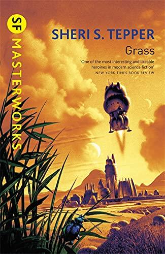 9781857987980: Grass (S.F. Masterworks)