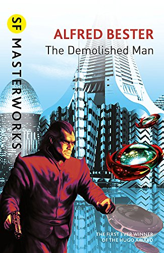 9781857988222: The Demolished Man (S.F. Masterworks)