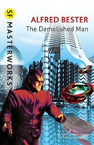 The Demolished Man (Paperback)