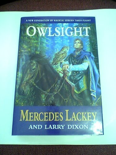 9781857988345: Owlsight (Heralds of Valdemar)