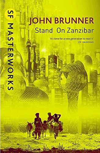 9781857988369: Stand On Zanzibar (S.F. MASTERWORKS)