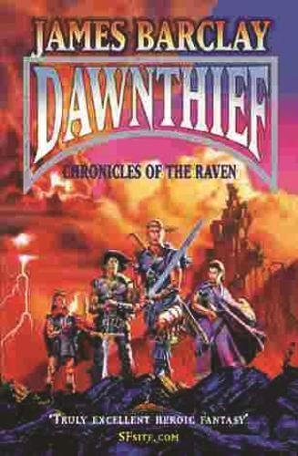 9781857988604: Dawnthief: Chronicles of the Raven 1