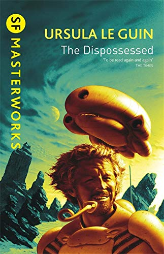 9781857988826: The Dispossessed (S.F. Masterworks)