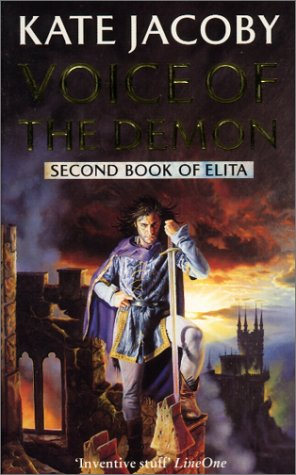 Voice of the Demon (Elita Book Two) (1857989260) by Kate Jacoby