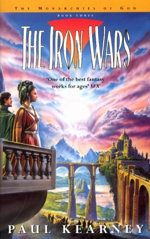 9781857989427: The Iron Wars (Book 3 of The Monarchies of God)