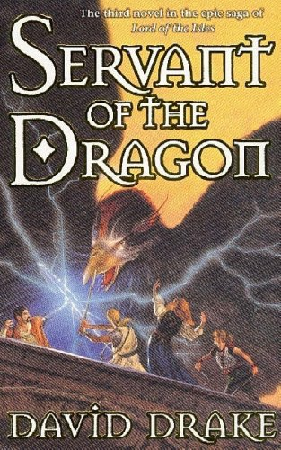 9781857989502: Servant of the Dragon (The Lord of the Isles)
