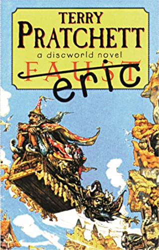 9781857989540: Eric: Discworld: The Unseen University Collection: A Discworld Novel: 9
