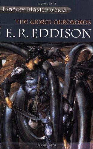 9781857989939: The Worm Ouroboros (Millennium Fantasy Masterworks)