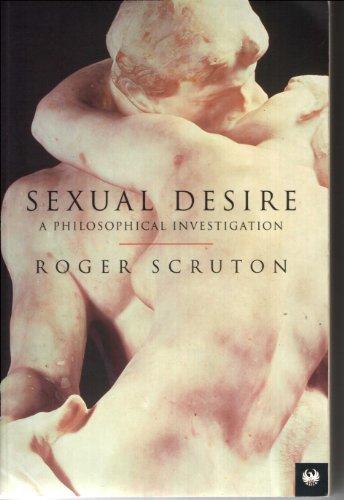 9781857991000: Sexual Desire