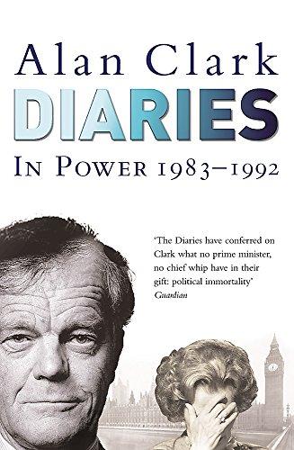 9781857991420: Diaries: In Power 1983-1992