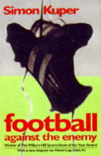 9781857992496: Football Against The Enemy