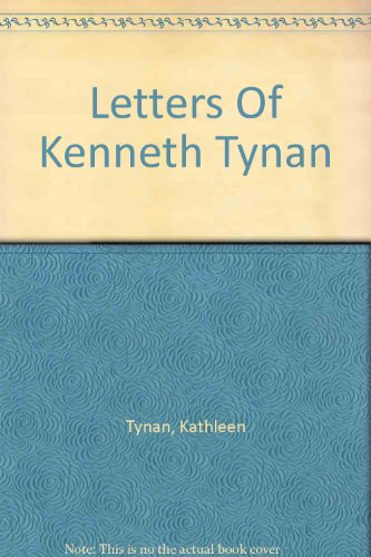 9781857993301: The Life of Kenneth Tynan