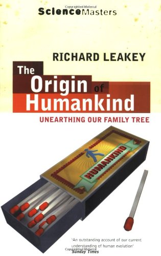 9781857993349: The Origin Of Humankind (Science Masters)