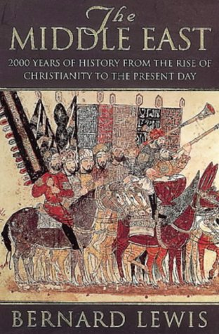 9781857994117: The Middle East: 2000 Years Of History From The Birth Of Christia: 2000 Years of History from the Rise of Christianity to the Present Day (Phoenix Giants)