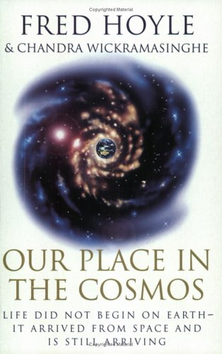 9781857994339: Our Place in the Cosmos : The Unfinished Revolution
