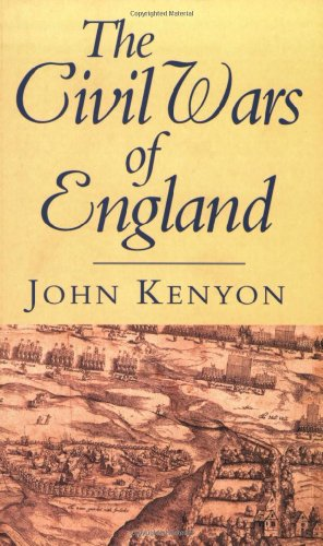 The Civil Wars of England (Phoenix Giants): Kenyon, J.P.