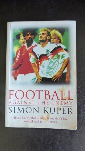 9781857994698: Football Against the Enemy