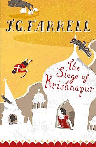 9781857994919: The Siege of Krishnapur