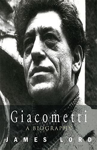 9781857995015: Giacometti: A Biography (Phoenix Giants)