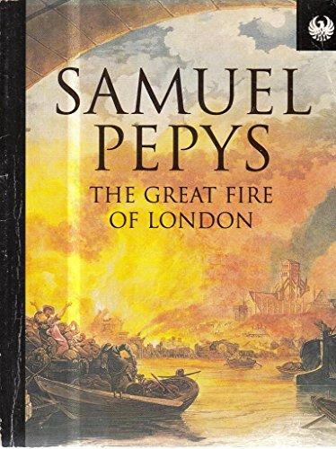 9781857995213: The Great Fire of London (Phoenix 60p paperbacks)