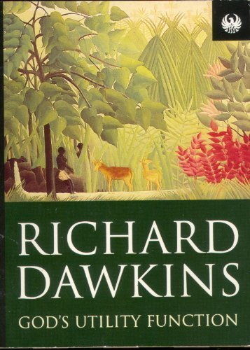 God's Utility Function (Phoenix 60p paperbacks) (1857995953) by Dawkins, Richard