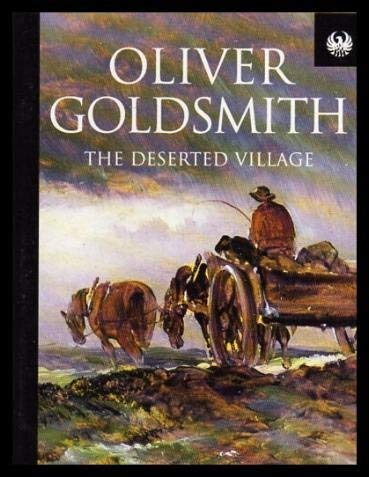 oliver goldsmith the deserted village