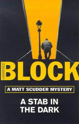 9781857997262: A Stab in the Dark (Matt Scudder Mystery)